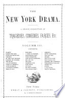 The New York Drama  no  25 36