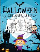 Read Online Halloween Coloring Book For Kids For Free