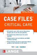 Case Files Critical Care, Second Edition Pdf/ePub eBook