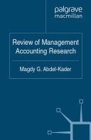 Review of Management Accounting Research Pdf/ePub eBook