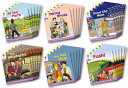 Books - Biff, Chip and Kipper � Patterned Stories Level 1+ Class Pack of 36 | ISBN 9780198480983