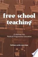 Free School Teaching Book