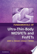 Fundamentals of Ultra-Thin-Body MOSFETs and FinFETs