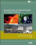 Extreme Events and Natural Hazards Book