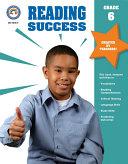Reading Success  Grade 6