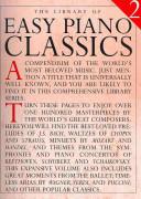 Library of Easy Piano Classics 2