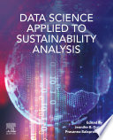 Data Science Applied To Sustainability Analysis Book PDF