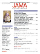 JAMA The Journal of the American Medical Association