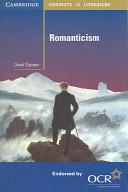 Books - Romanticism | ISBN 9780521753722