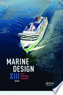 Marine Design XIII  Volume 2 Book