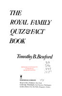 The Royal Family Quiz and Fact Book