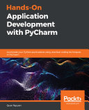 Hands-On Application Development with PyCharm Pdf/ePub eBook
