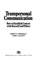 Transpersonal Communication