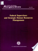 Federal Supervisors and Strategic Human Resources Management