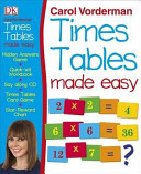 Carol Vorderman s Times Tables Made Easy