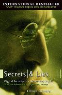 Secrets and Lies Pdf/ePub eBook