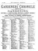 Gardeners Chronicle   New Horticulturist