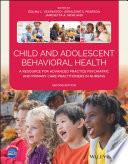 Child and Adolescent Behavioral Health Book