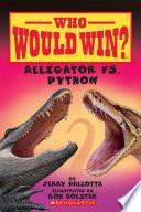 Alligator vs. Python