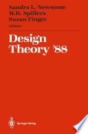 Design Theory    88 Book