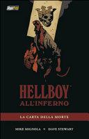 L acarta della morte. Hellboy all'inferno
