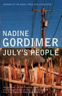 Pdf July's People