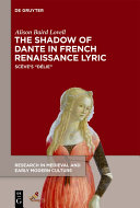Pdf The Shadow of Dante in French Renaissance Lyric Telecharger