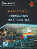 Self Help to ICSE Foundation Mathematics 8