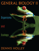 General Biology II Pdf/ePub eBook
