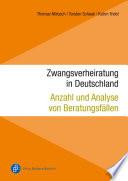 Zwangsverheiratungen in Deutschland