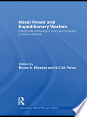 Naval Power and Expeditionary Wars Book