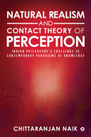 Natural Realism and Contact Theory of Perception