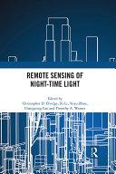 Remote Sensing of Night time Light