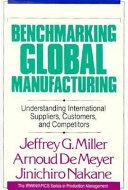 Benchmarking Global Manufacturing