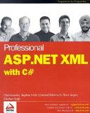 Professional Asp Net Xml With C