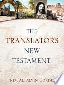 The Translators New Testament Book PDF