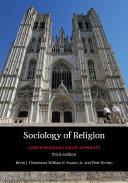 Sociology of Religion Pdf/ePub eBook