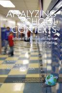 Analyzing School Contexts