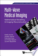 Multi wave Medical Imaging  Mathematical Modelling And Imaging Reconstruction
