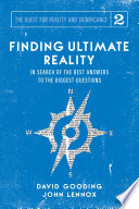 Finding Ultimate Reality Book