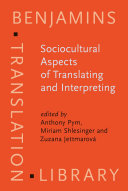 Sociocultural Aspects of Translating and Interpreting Pdf/ePub eBook