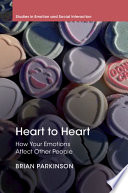 Heart to Heart Book