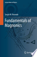 Fundamentals of Magnonics