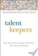 Talent Keepers Book PDF