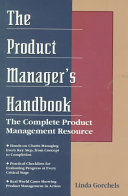 The Product Manager s Handbook
