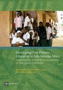 Developing Post-Primary Education in Sub-Saharan Africa Pdf/ePub eBook