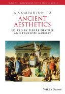 A Companion to Ancient Aesthetics Pdf/ePub eBook