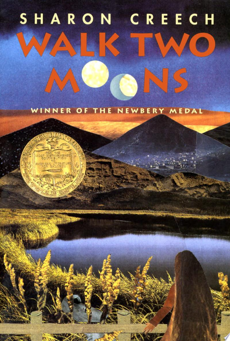 Walk Two Moons banner backdrop
