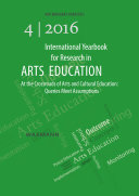 International Yearbook for Research in Arts Education 4/2016