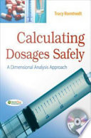 Calculating Drug Dosages Safely
